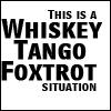 WhiskyTangoFoxtrot