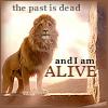 Narnia - Aslan (past is dead)