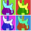 pop-art-guitars