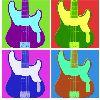 pop-art-guitars