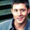 Sarah :): SPN--Dean's post-laid grin.