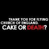 cake or death