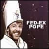 fedex pope
