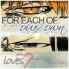 _debbiechan_: For Each of Our Own Loves by Ileenka