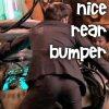 Kalleah: rear bumper