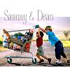 Steffi: Supernatural - Sammy & Dean by carmendov