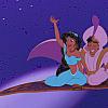 Snu: [Disney] BYE GUYS aladdin jasmine