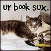 ur book sux