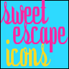 Sweet Escape Icons