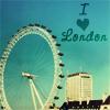 Sunny: London love!!