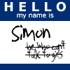 ff: Simon can't talk to girls