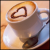 Coffee Heart/Love