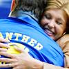 FNL The Taylors hugging