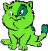 зелёненький
