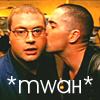 bnl *mwah* ed kisses steve