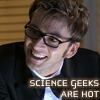 the enemy of fun: DW science geeks