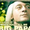 jacki: lucius::big papa