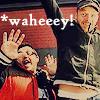 simon & nick - waheeey!