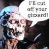 gizzard, deadite, army of darkness