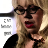it's a great life, if you don't weaken: criminal minds garcia glam femme geek