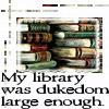 Library - dukedom