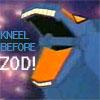 Flusterbunny: kneel before ZOD
