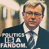 Vertelemming: Politics is a Fandom - Rudd Muted