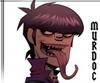 murdoc; demon; cover; tongue