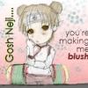 Hyuuga Tenten: blush