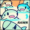 sharky rawr