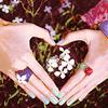 Sarah: heart hands