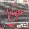NYC Virgin Megastore sign