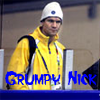 Hockey: Grumpy Nick