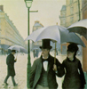 Caillebotte - Rainy Day