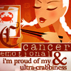 Cancer: Ultra-crabbiness