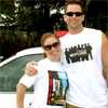 Rebecca: CELEBS - Michael Muhney.