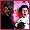 Teehee, Dark Side. Star Wars + Crack!