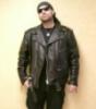 Sid: leather jacket