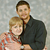 the girl who used to dance on fire and brimstone: asylum//squee!!! Jensen!
