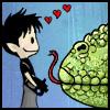 Buttercup: Cuddly John