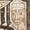 Mediaeval face