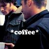 Stompy Von Asskick: coffee