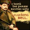 clucking bell