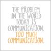 communication - simpsons