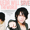 momoirotan: Ueda will save the world