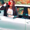 al: [lore] not in the car.