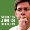 jim, serious