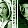 Raven: Dean and Buffy