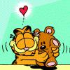 Pix: [Garfield] Hug!