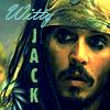 jack, PotC, witty